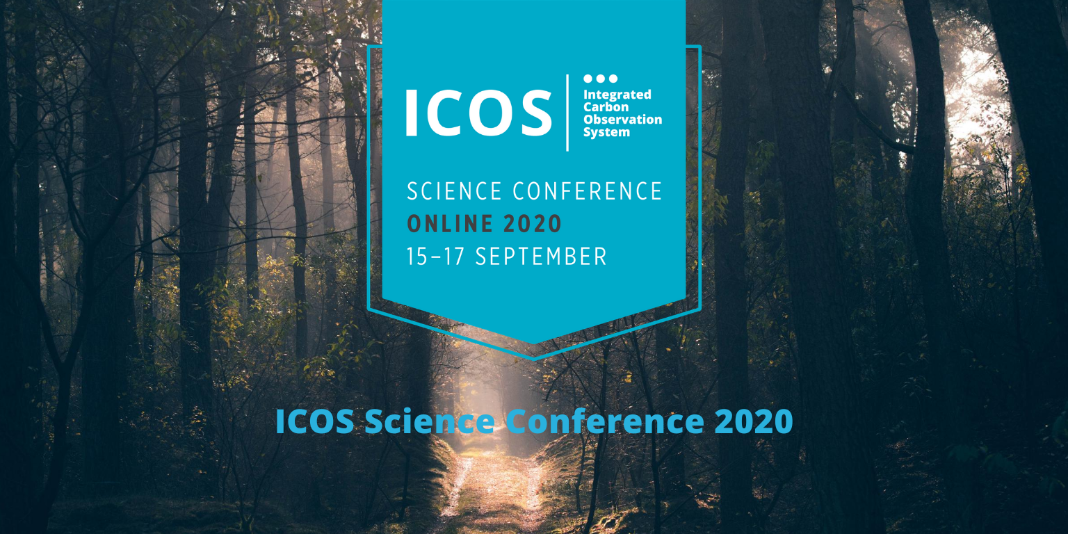 Banner with the science conference logo and title.