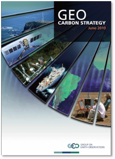 GEO carbon strategy cover