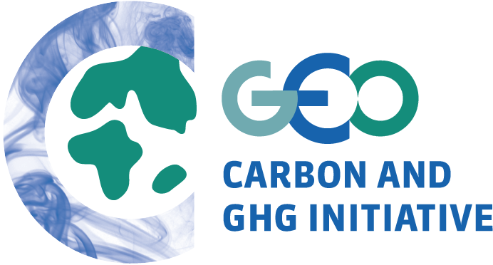 GEO Carbon and Greenhouse Gas Initiative logo