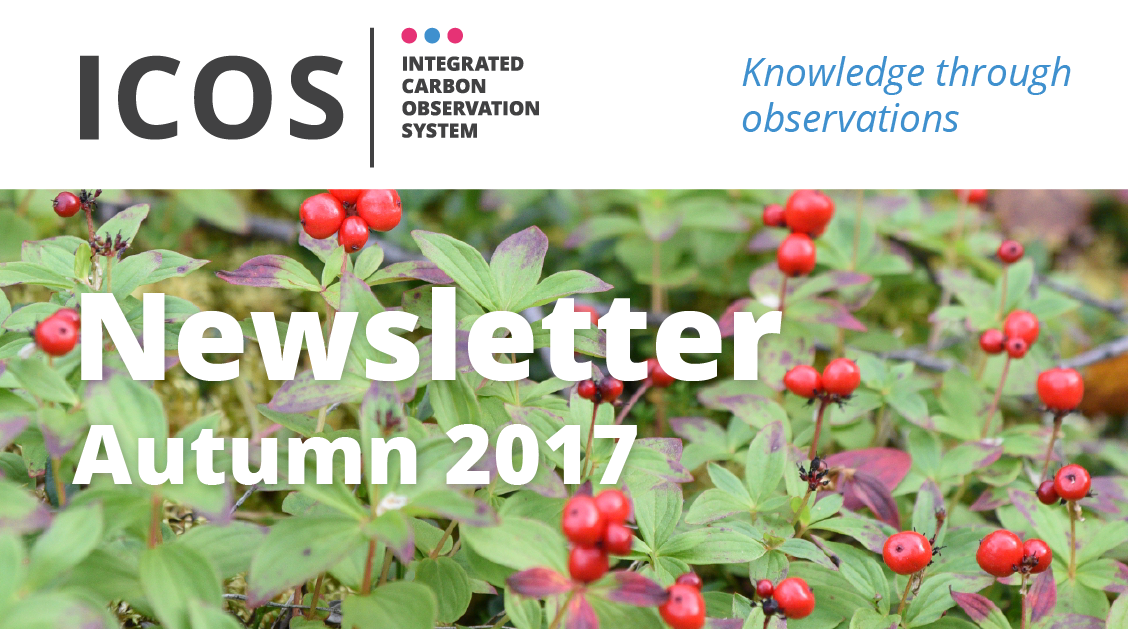 Autumn 2017 newsletter